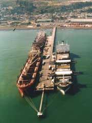 Puerto de Coronel